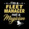 Fleet Manager - Men's T-Shirt