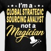 Global Strategic Sourcing Analyst - Men's T-Shirt