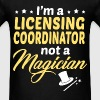 Licensing Coordinator - Men's T-Shirt