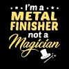 Metal Finisher - Men's T-Shirt
