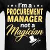 Procurement Manager - Men's T-Shirt