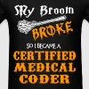 Certified Medical Coder - Men's T-Shirt