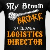 Logistics Director - Men's T-Shirt