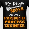 Semiconductor Process Engineer - Men's T-Shirt