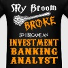 Investment Banking Analyst - Men's T-Shirt
