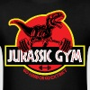 Jurassic Gym - Men's T-Shirt