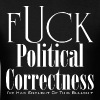 Fuck Political Correctness Mens T-Shirt - Men's T-Shirt
