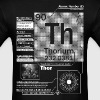 Thorium t shirt - Men's T-Shirt