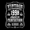 1998 Aged to perfection - Men's T-Shirt
