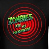 Zombies Title - Men's T-Shirt