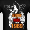 Born to Ride Since 1969 - Men's T-Shirt