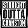 Straight Outta Cranston - Men's T-Shirt