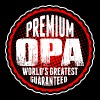 Premium Opa World's Greatest Guaranted - Men's T-Shirt