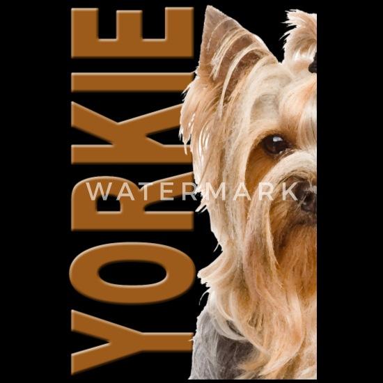 8ff6a0478 Yorkshire Terrier Men's T-Shirt   Spreadshirt