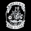 borntoride - Men's T-Shirt