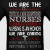 We Are Caring Critical Care Registered Nurses Tees - Men's T-Shirt