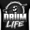 Drum player - Drum life T-shirt - Men's T-Shirt
