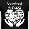 Assistant Principal Shirt - Men's T-Shirt