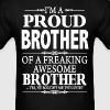 I'm A Proud Brother - Men's T-Shirt
