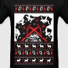 Rock climbing - Ugly Christmas Sweater - Men's T-Shirt