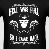 Biker Hell Shirt - Men's T-Shirt
