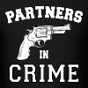 Partners In Crime - Men's T-Shirt