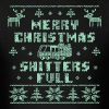 Merry Christmas Shitters Full - Men's T-Shirt