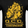 Obsessive Cycling Disorder - Men's T-Shirt