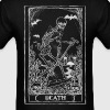 Death card - Men's T-Shirt