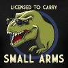 Licensed to Carry Small Arms - Men's T-Shirt