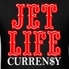 JET LIFE CURRENSY - Men's T-Shirt