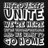 INTROVERT UNITE - Men's T-Shirt