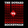 Trump Dotard vs Rocketman - Men's T-Shirt
