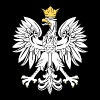 Polish Eagle Coat of Arms - Gold Accents - Men's T-Shirt