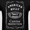American Bully Logo - Men's T-Shirt