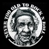 Never too Old too Rock 'n' Roll - Men's T-Shirt