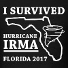 I Survived Hurricane Irma - Men's T-Shirt
