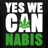 YES WE CAN NABIS - Men's T-Shirt
