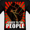 Power to the People - Men's T-Shirt