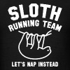 Sloth Running Team - Men's T-Shirt
