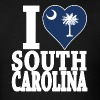 I LOVE SOUTH CAROLINA - Men's T-Shirt