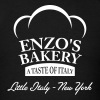 Enzo's Bakery Little Italy - Men's T-Shirt