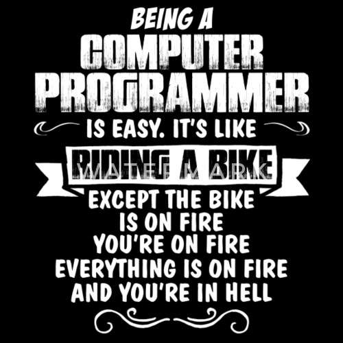 how hard is it to be a computer programmer