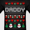 Daddy Ugly Christmas Sweater - Men's T-Shirt