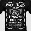 Great Danes Old Time No1 Breed Canine Perfection - Men's T-Shirt