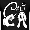 CALIFORNIA Mickey Hands - Men's T-Shirt