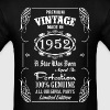 Premium Vintage Made In 1952....... - Men's T-Shirt