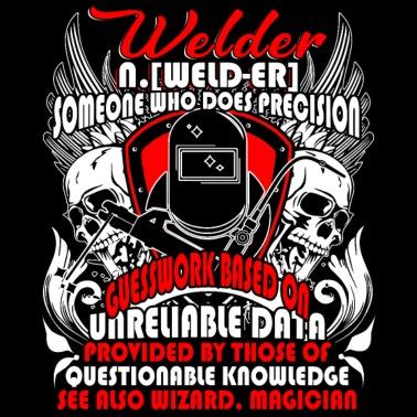 Welder Shirt Young Man Welder T Shirt Men S Premium T Shirt