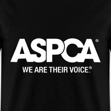 de2c40e62f1f5e aspca we are their voice logo music rock tshirt