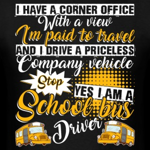 Yes I Am A School Bus Driver T Shirt